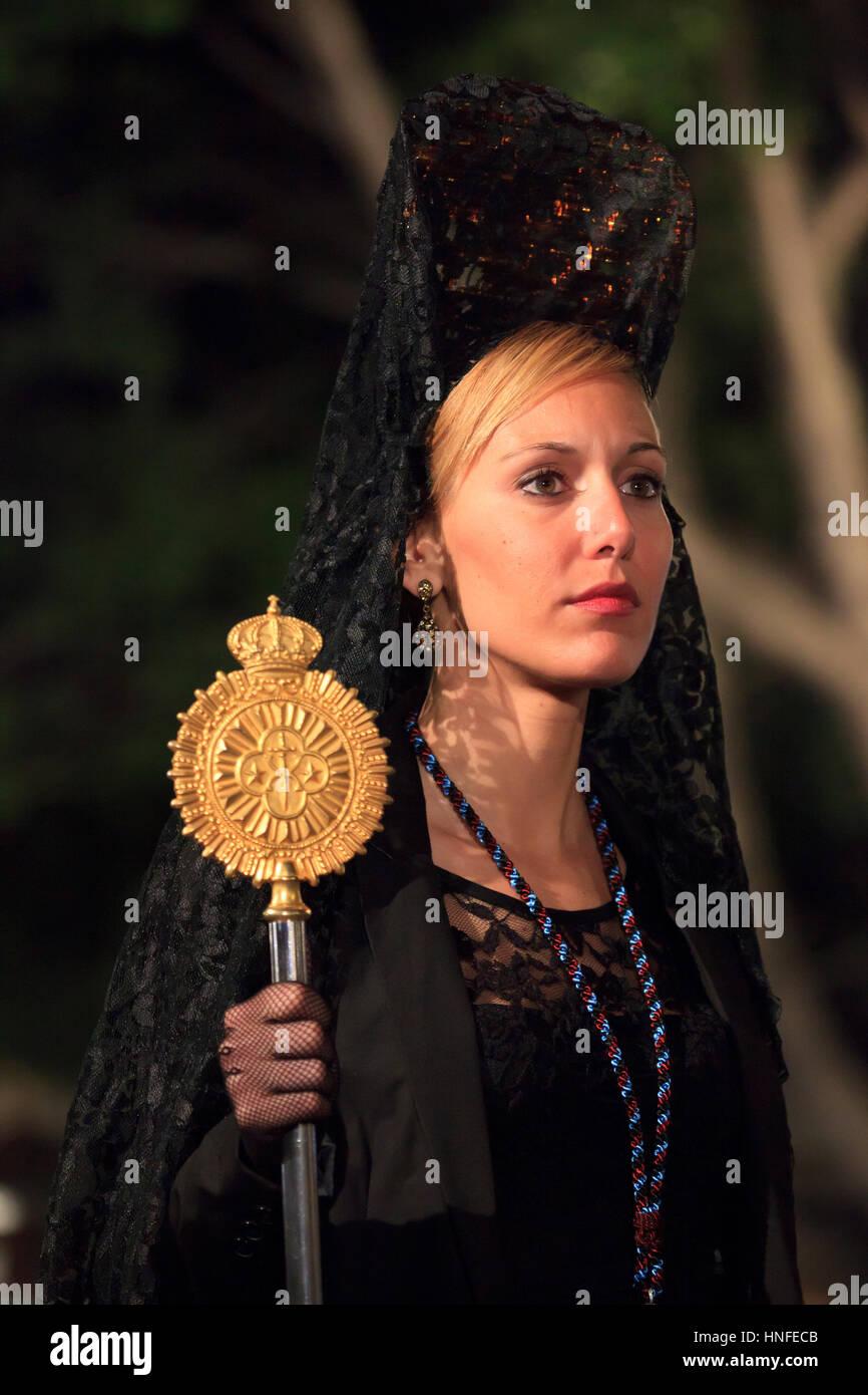 Dowtown Free Lady Atheist Spanish