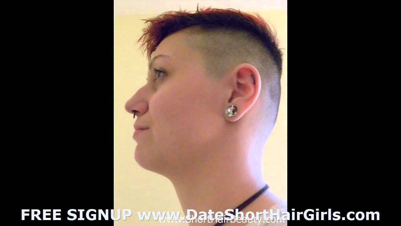 Short Hair Dating Pic Speed