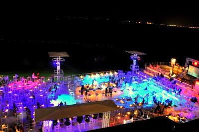 Antalya In Turkey Club Strip