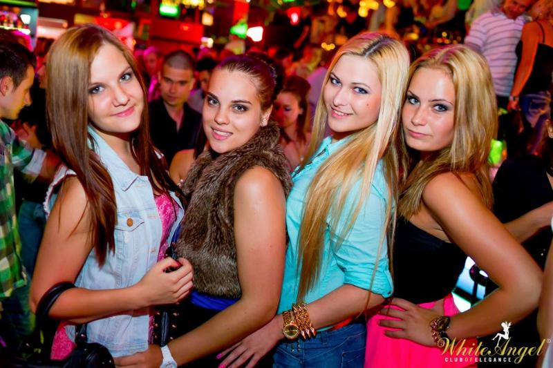 Step In Budapest Hungary Strip Club