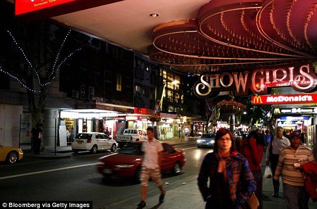Nasty Strip Club Sydney