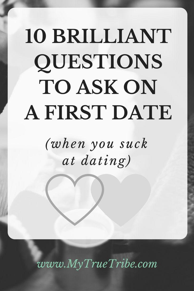 Ten First Date Questions
