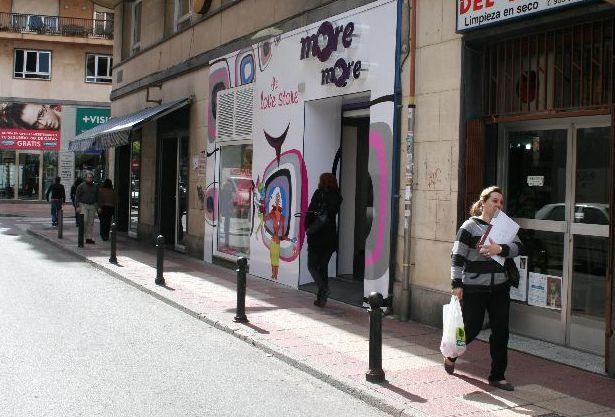 Evans Sex Madrid Tienda Shops Amantis
